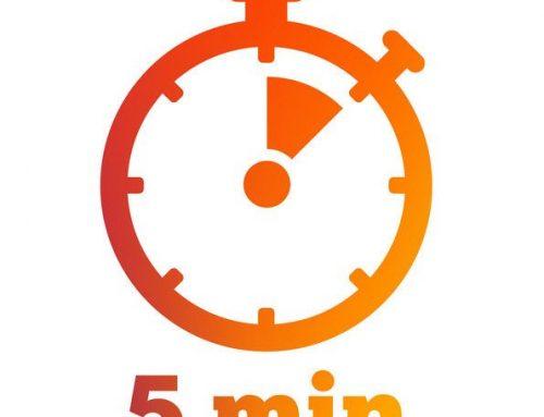 5 minute care iți pot salva viața – Clinica Voluntari